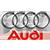 Rent a Audi at Tirana airport