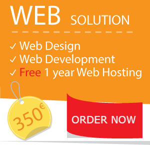 Web Design and hosting hot deal
