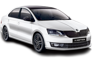 Skoda Rapid For Rent