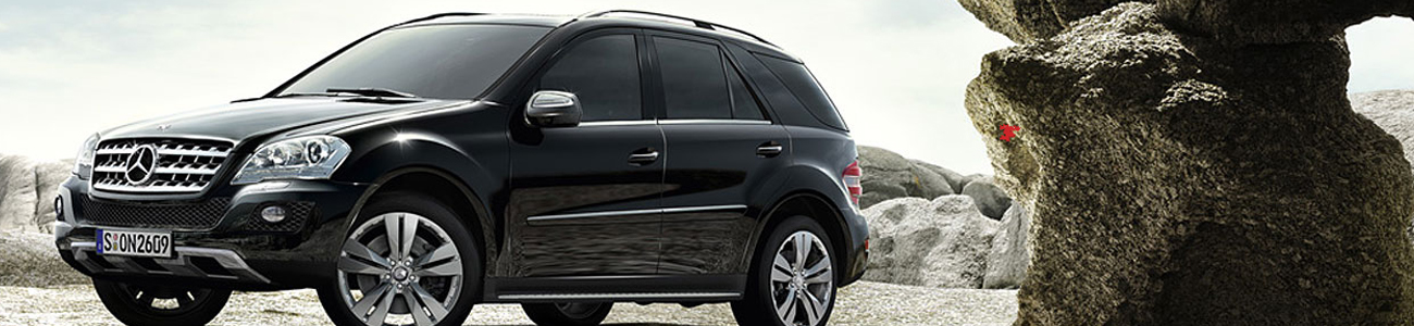 ML 350 Brabus for rent