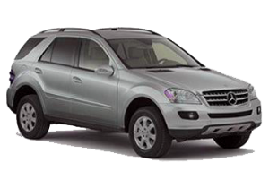 Mercedez Benz ML 2009 For Rent