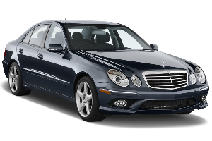Mercedes Benz E-class for rent