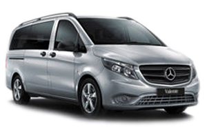 VIP transfers vehicle